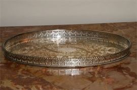 3. Silver Plate Tray by VINERS of Sheffield