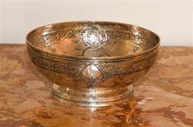 5. GORHAM Sterling Silver Bowl