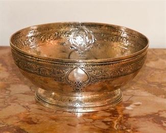 9. GORHAM Sterling Silver Bowl