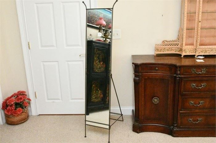57. Standing Dressing Mirror