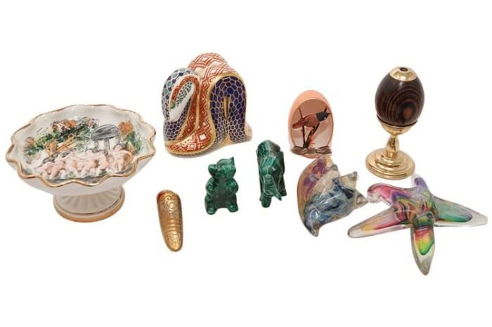 88. Miscellaneous Lot of Decorative Items