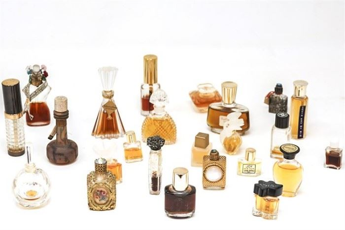 130. Group Lot of 24 Bottles of Perfume
