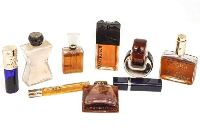 132. Assorted Ladys Perfumes