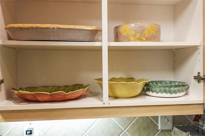 139. Group Lot of Italian Themed Kitchenware