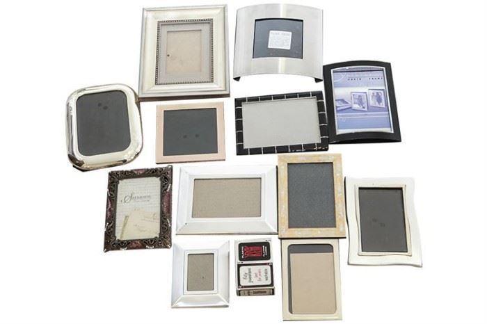 153. Group Lot of Picture Frames