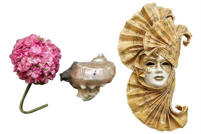 159. Vintage Venetian Mask