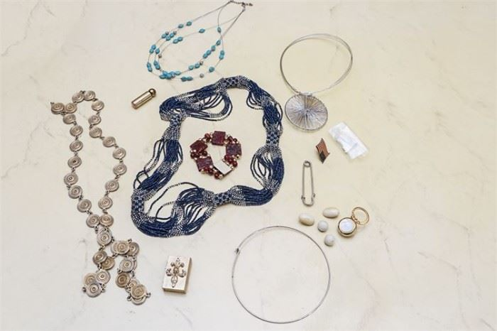 162. Group Lot of Costume Jewelry