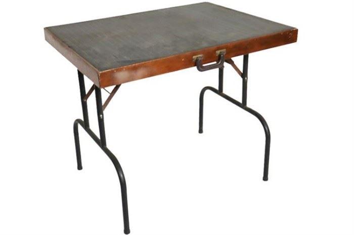 182. Vintage Folding Table