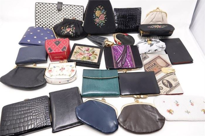 248. Collection Of Vintage Coin Purses