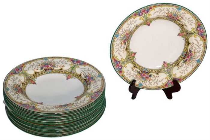 251. Set of WEDGWOOD St Austell Luncheon Plates