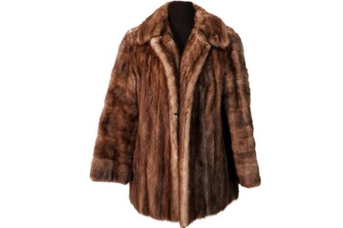 286. Ladys Mink Jacket by REGENSTEINs
