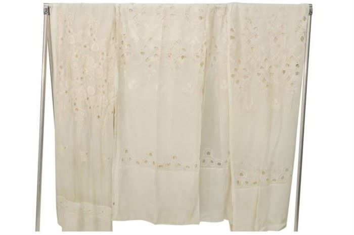 314. Lacework Curtains