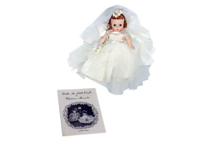 315. Vintage Mme. ALEXANDER Doll