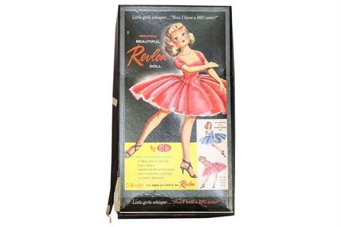 316. Vintage Revlon Doll By IDEAL
