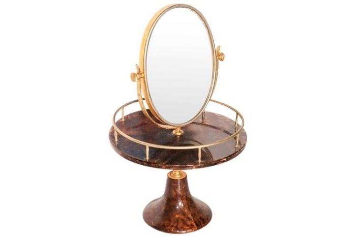 322. Aldo Turo Vanity Mirror Stand