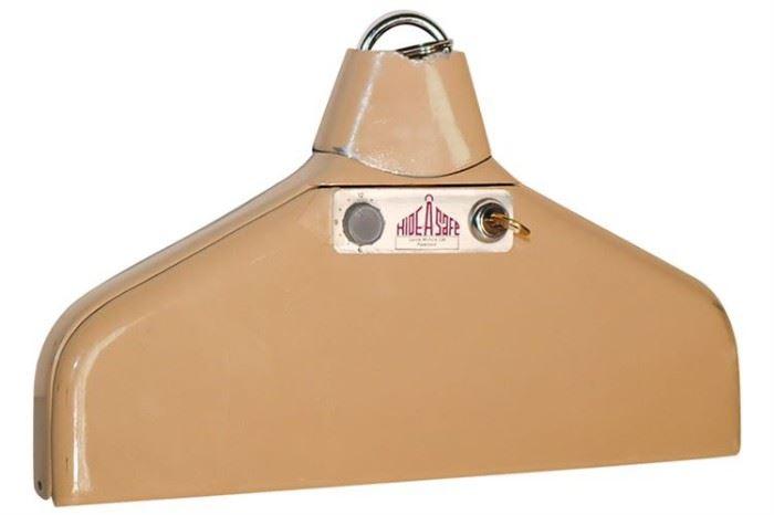 323. HIDE A SAFE Hanger Closet Portable Vault