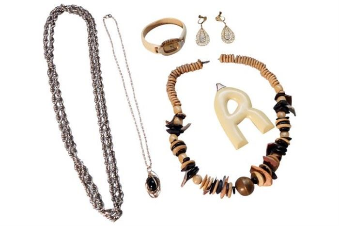 342. Group Lot of Costume Jewelry