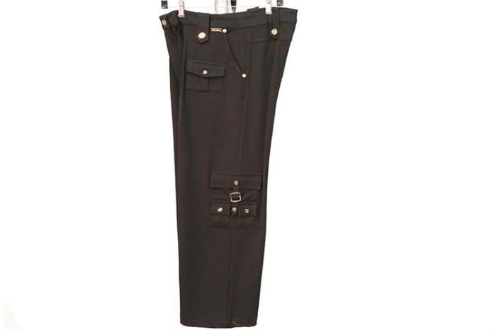346. ST JOHN Ladies Military Style Trousers