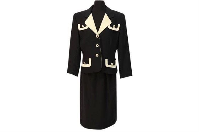 351. JULIE LEONARD Ladys Suit