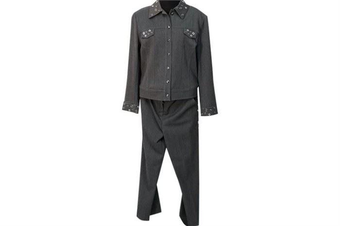 366. Ladys ST JOHNS Pants Suit