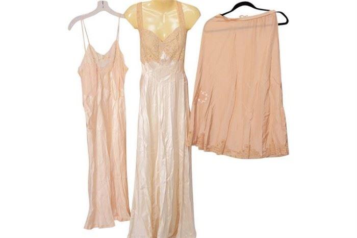 389. Three 3 Ladys Undergarments