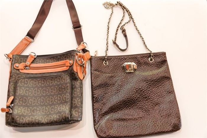 463. Lot of Ladys DKNY Purse etc