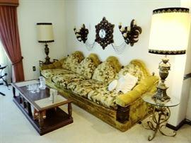 One of a kind sofa
