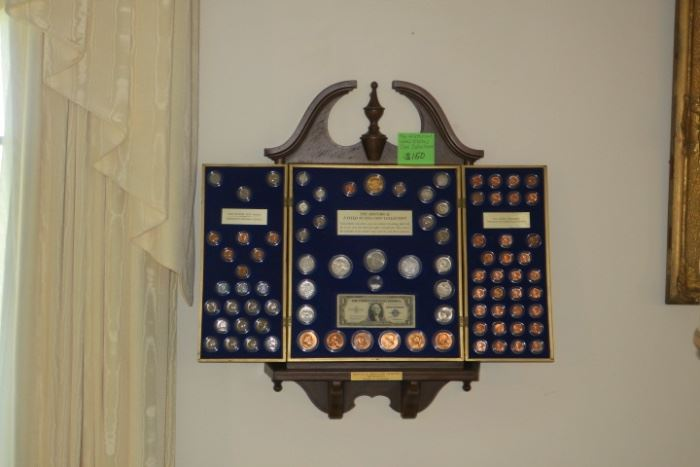 The Historical United States Coin Collection