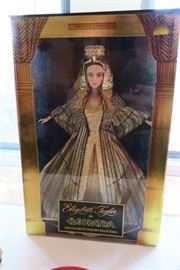 Elizabeth Taylor Cleopatra Barbie