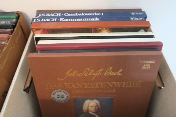 Classical Music LPs