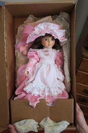 Enchanted Doll Robin Woods