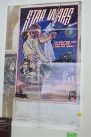 1978 Star Wars Poster