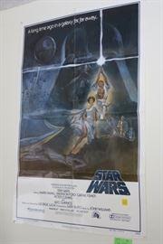 1977 Star Wars Poster