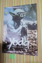 1980 Yoda Star Wars Empire Strikes Back
