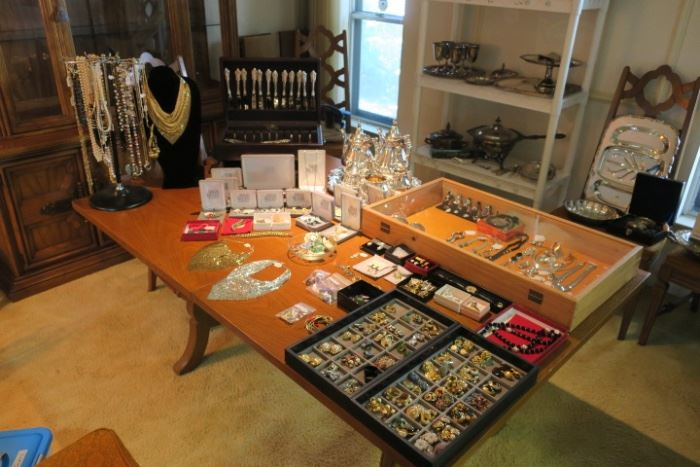 Kenneth Jay Lane, Nolan Miller, Joan Rivers, Trifari Crown Jewelry