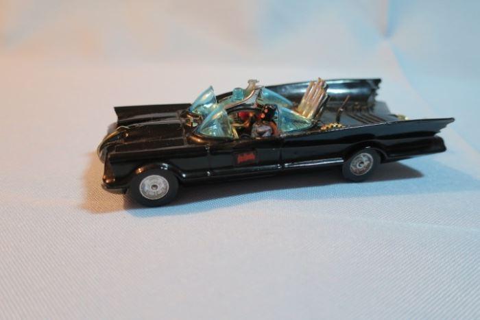 1960s Corgi Toys Batmobile