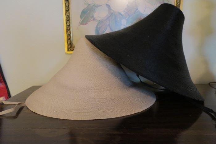 Adolfo Realites Hats - Tags Still On