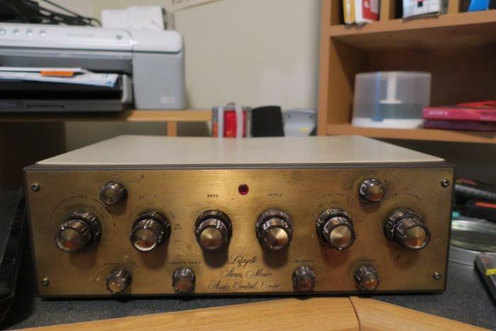 Lafayette Stereo Master Audio Control Center