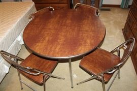 Cosco card table and chairs