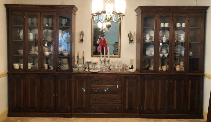 5 Piece Custom Made Cabinet Set