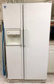 GE 25.2 Cu Ft. Refrigerator