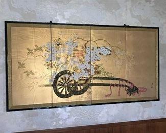 Japanese Panel