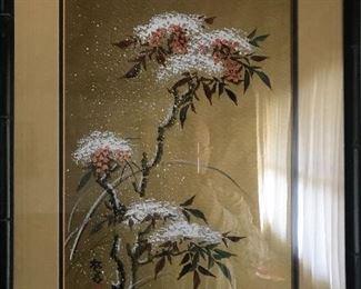 Framed Japanese Art