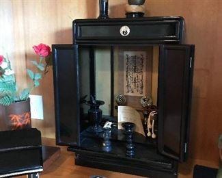 Japanese Altar Cabinet