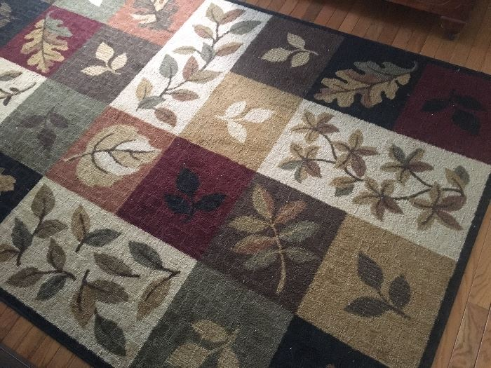 room rug in great condition