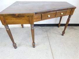 Ethan Allen PreAntiqued Angled Surface Desk