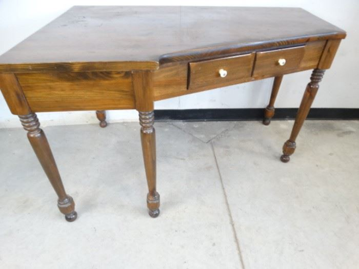 Ethan Allen PreAntiqued Angled Surface Desk