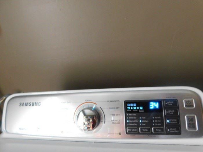 Samsung Washer, Dryer 2016  DC81-01057N