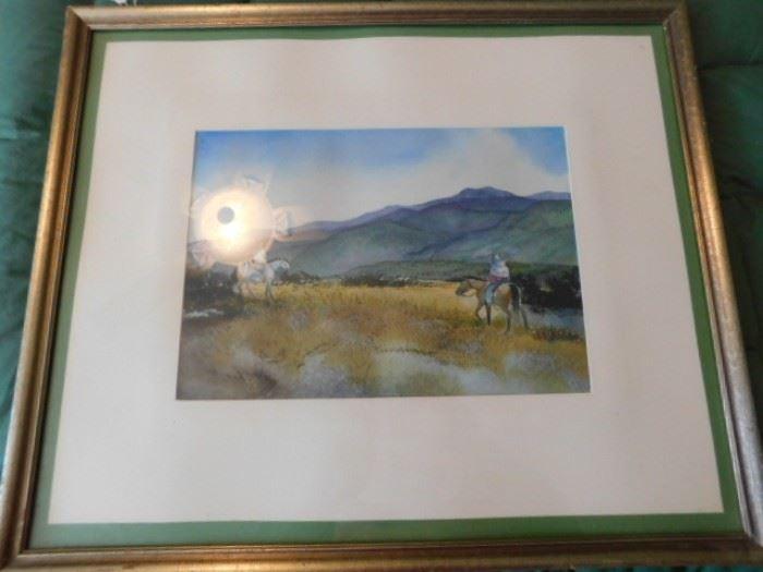 Taos, Pueblo Native Americans New Mexico