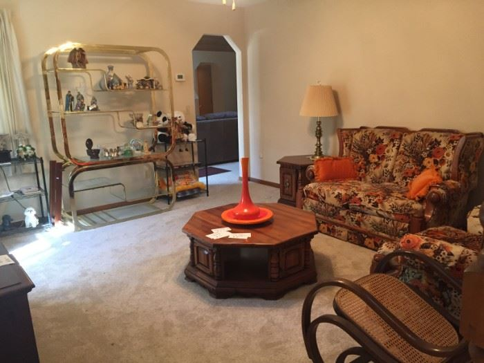 Vintage living room set